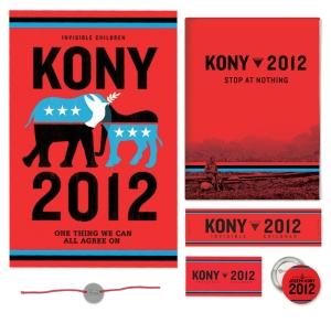 Kit de ação contra Kony